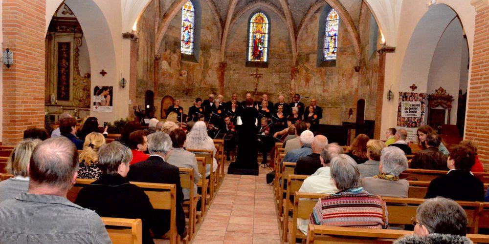 Cantate Jubilate & Quatuor Dolce Vita